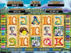 Download and Play Coat of Arms Slots