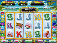 Download and Play Crystal Waters Slots