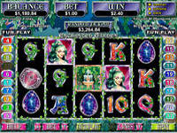 Download and Play Enchanted Garden Slots
