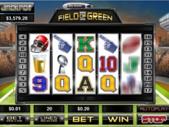 Field of Green Slots