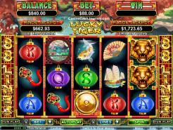 Download and Play Lucky Tiger Slots