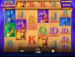 Legend of Cleopatra Megaways Slots